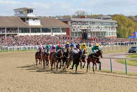 Lingfield Park Racecourse - Good Friday Racing Two Premier Adult Tickets - Save 46%