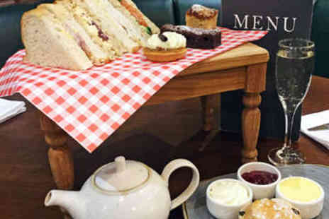 Bredbury Hall Hotel - Afternoon Tea with Glass of Prosecco for Two - Save 52%