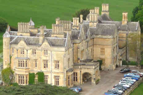 Dumbleton Hall Hotel - Two Night Break for Two - Save 0%