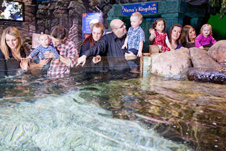 Sea Life Centre - Keeper for a Day for Two - Save 0%
