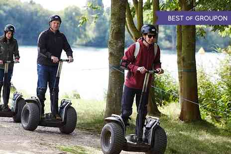 Segway Events - Segway Mothers Day Experiences For Two or Four People With Photo Prints - Save 50%