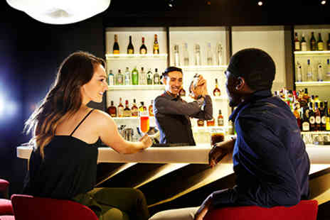 NYLON Lounge Bar - Cocktail and Sharing Platter for Two  - Save 0%