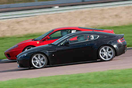 Top UK Race Tracks  - Double Supercar Thrill  - Save 0%