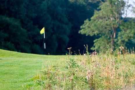 Cuckfield Golf Centre -  18 Holes and 25 Range Balls for Two or Four - Save 48%