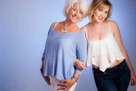 Clifton Photographic Company - Mother and Daughter Photoshoot with a Makeover and Prints  - Save 92%