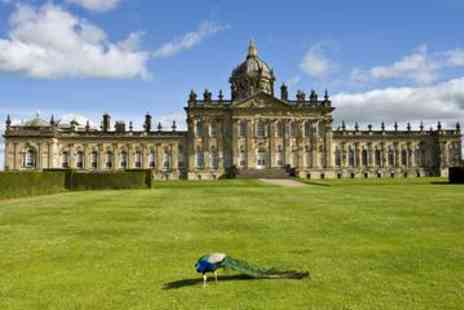 Viator - Castle Howard and Fountains Abbey Private Tour from York - Save 0%