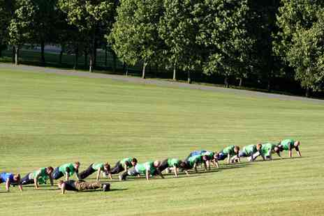 Commando Fit - Six Weeks of Boot Camp Classes for One or Two Across Yorkshire  - Save 83%