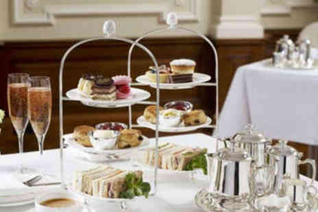 Derby Manor Hotel - Afternoon Tea for Two - Save 34%
