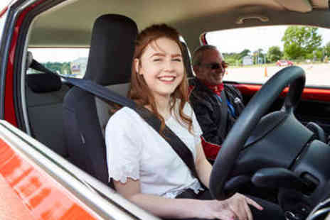 Young Driver - Young Persons Driving Lesson  - Save 0%