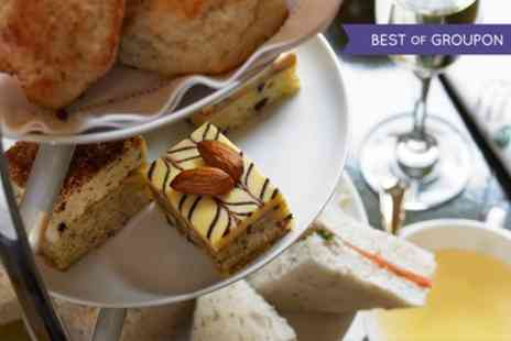 Elior - Afternoon Tea for Two with an Optional Glass of Bubbly - Save 25%