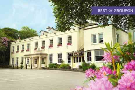 Newby Bridge Hotel - Two Nights Stay For 2 With Breakfast and Leisure Access With Option For Tea and Dinner  - Save 43%
