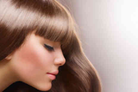 Blush Hair & Beauty - Half head of highlights, Macadamia oil conditioning treatment plus cut & blow dry - Save 60%