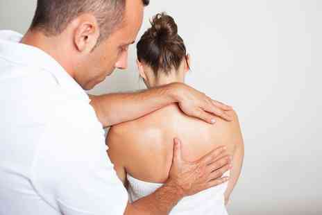 Stroud Chiropractic - Consultation with Two or Three Chiropractic Treatments  - Save 87%