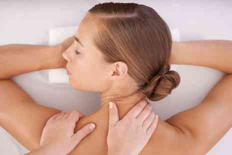 Inches Beauty Salon - Back, Neck and Shoulder Massage with Optional Indian Head Massage - Save 0%