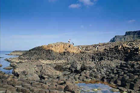 Ulster Tours - Giants Causeway Bus Tour - Save 50%