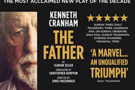 Duke of Yorks Theatre - Ticket to The Father Starring Kenneth Cranham - Save 29%