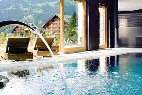 Chalet RoyAlp Hotel & Spa  - Style and sophistication in the Swiss Alps - Save 33%