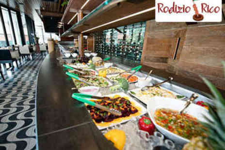 Rodizio Rico - All  You Can Eat Brazilian Grill and Cocktail - Save 39%