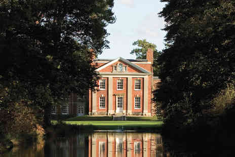 DeVere Warbrook Mansion House - Garden wedding package for 50 day guests and 80 evening guests - Save 58%