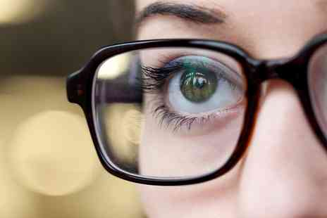 Eye Emporium - £60 Towards Prescription Glasses or Sunglasses with Optional Eye Test - Save 85%