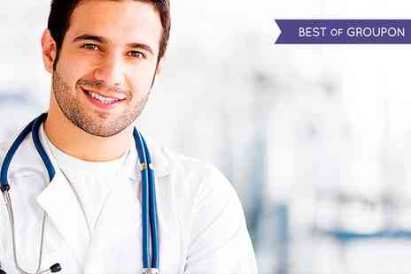 Medical Express Clinic - Medical Assessment with Screening or Advanced Screening - Save 73%