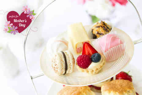 Burnhouse Manor Hotel  - Afternoon tea for two   - Save 48%