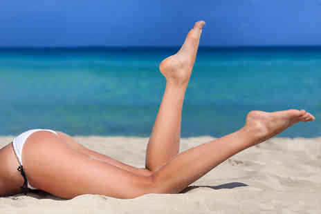 Naturalaser - Three sessions of IPL hair removal on a small area  - Save 76%
