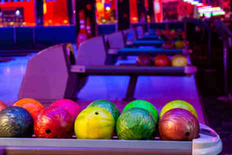 World of Bowling - Tenpin Bowling for Six with Pizza to Share - Save 57%