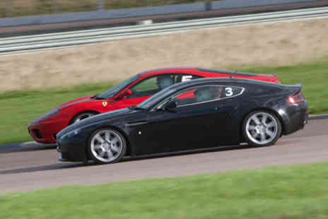 Top UK Race Tracks - Ultimate Supercar Thrill Choice  - Save 0%