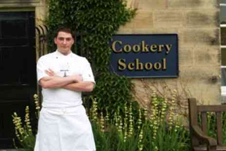 Swinton Park - One Day Cookery Course  - Save 0%