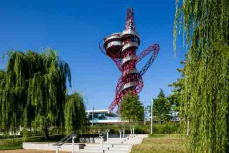 Arcelormittal Orbit - ArcelorMittal Orbit Admission Ticket for Two Adults and Two Children - Save 0%