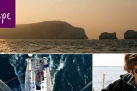 Escape Yachting - Family Day out on Luxury Sailing Yacht - Save 84%