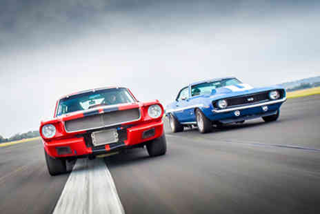 American Muscle - Double American Muscle Car Blast - Save 0%