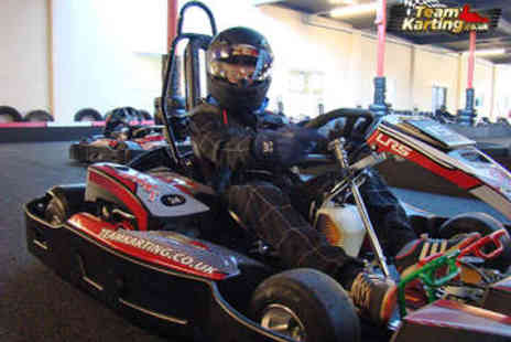Teamkarting  - Go Karting Session - Save 56%