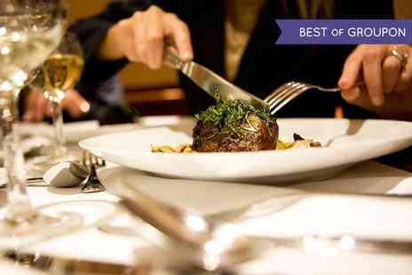 The Blue Bella Bistro  - Choice of Sirloin or Rib Eye Steak with a Glass of Wine or Beer  - Save 32%