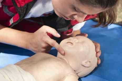 One Day Courses - Paediatric First Aid Course  - Save 45%