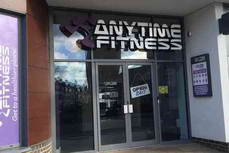 Anytime Fitness - Gym Membership for Up to 12 Months - Save 0%