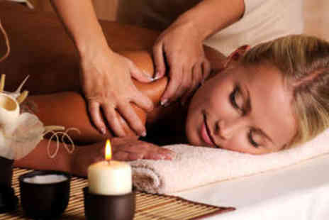 Ayurveda Wellness - Therapy Package with Massage and Reflexology - Save 57%