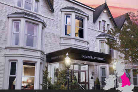 The Kimberley Hotel - Overnight Stay for Two in Standard Double or Twin Room or Executive Room with Daily Full English Breakfast - Save 43%