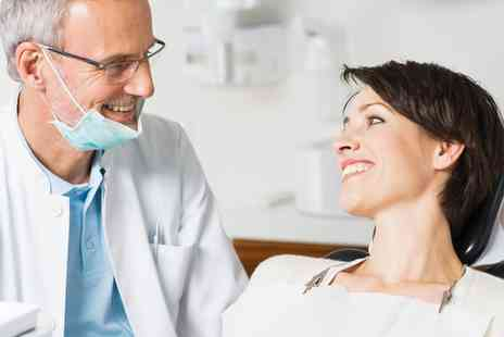Dental Practice Manor Square - Dental Exam with Two Small X Rays - Save 55%