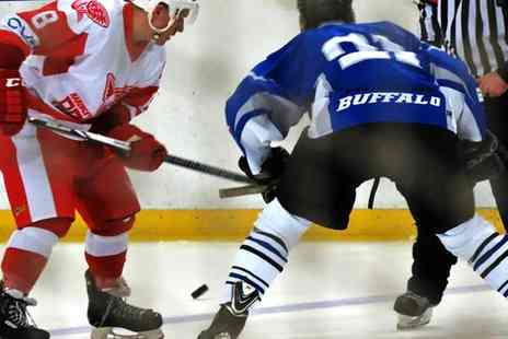 Haringey Racers - Ice Hockey Haringey Racers Tickets   - Save 50%