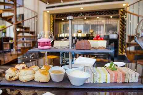 The Balcon - Michelin Listed Afternoon Tea with Optional Bubbly for Two - Save 15%