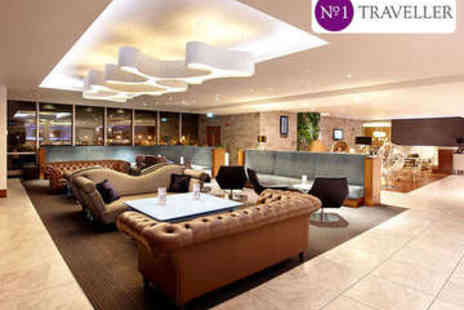 No1 Traveller Ltd - Airport Lounge Pass with Food plus Drink - Save 0%