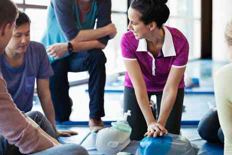 One Day Courses - First Aid Course with a Certificate for One, Two or a Group of Up to 12  - Save 64%