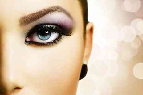 Sahara Sun & Beauty - Semi permanent makeup on either eyebrows, lip liner or upper and lower eyelash enhancements  - Save 61%