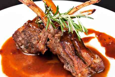 Shamrock Restaurant - Two Course East African Dinner for Two or Four  - Save 47%