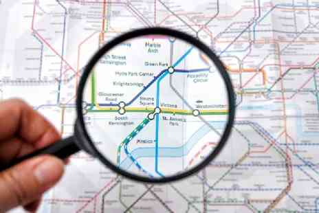 London Premier Walking Tours - London Underground Treasure Hunt for One, Two or Four  - Save 0%