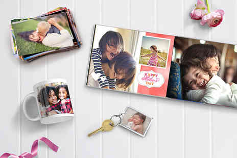 Snapfish - £1 for a £5 voucher to spend at Snapfish on calendars, photo albums, prints and more   - Save 80%