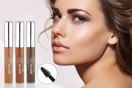 Fizzy Peach - Set of two long lasting brow gels   - Save 75%
