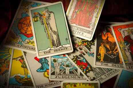 Mystic Jen - 30 minute tarot reading - Save 76%